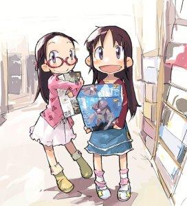 Ilustración libre de Shin Hashimoto en PIXIV