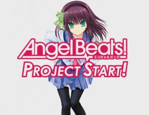 """""""Angel Beats!"""" - Nuevo proyecto de Key."""