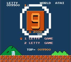 Letty en el mundo de Mario.